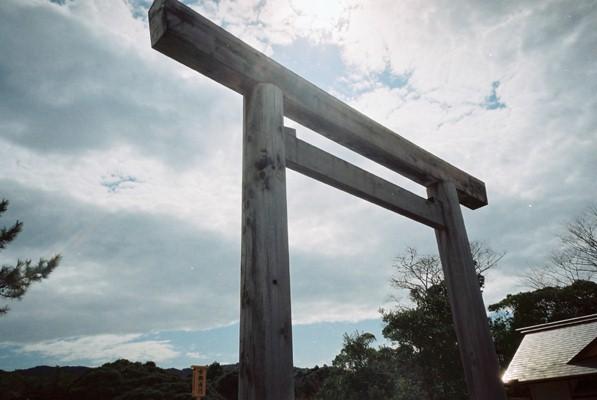 伊勢神宮 2010.2.28
