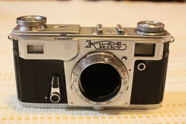 kiev 4a type2 1974年製