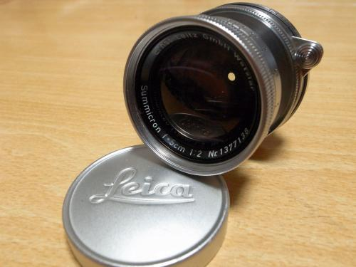 SUMMICRON 50mm f2  L mount