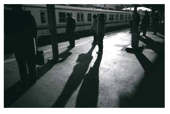 morning platform