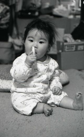 次女7ヶ月