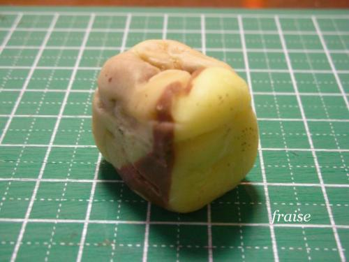 チョコレートマーブルパン1