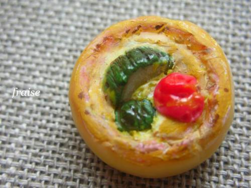 ズッキーニとミニトマトのキッシュ2