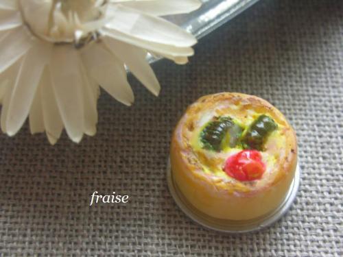 ズッキーニとミニトマトのキッシュ1