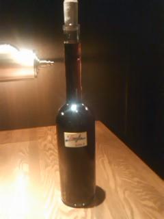 苺ワイン2010