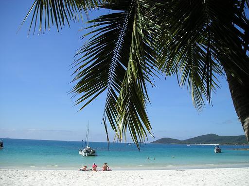 whiteheaven beach!!
