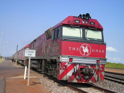 The Ghan1