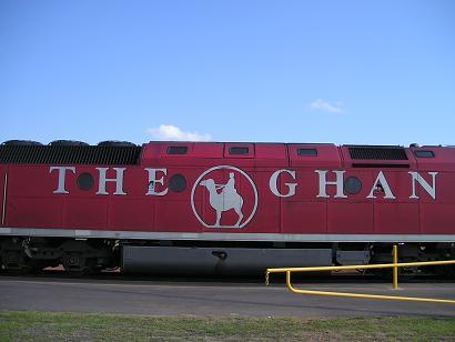 The Ghan2
