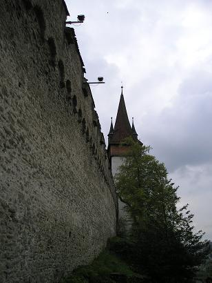 ルツェルンの城壁