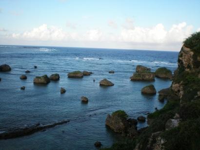 東平安名岬1