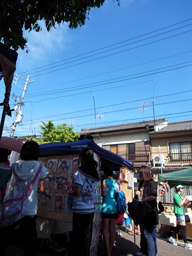 覚王山夏祭