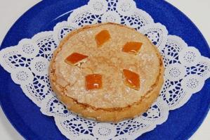 オレンジのガレット