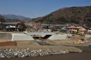 2012_04_09 小山町富士見橋付近さくら