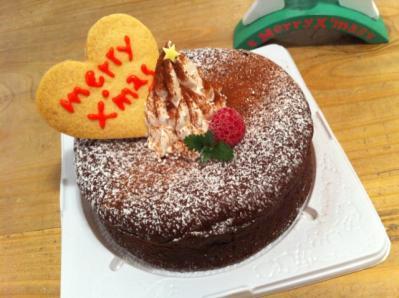 ガトークリスマスケーキ