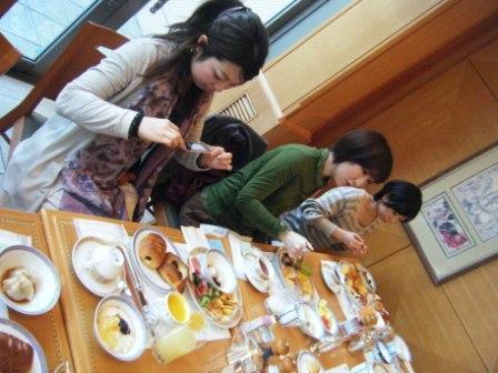 ステキ女子朝食会 004