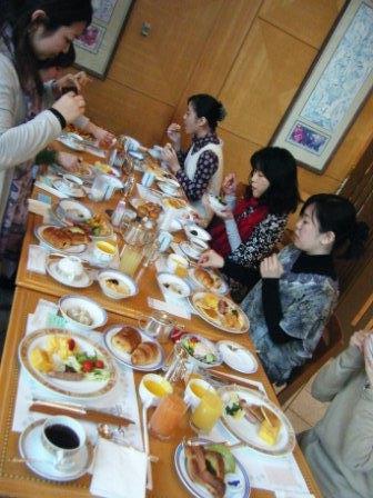 ステキ女子朝食会 003
