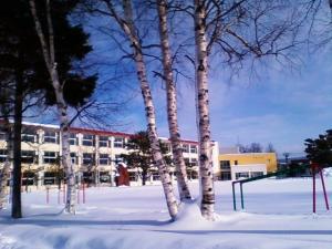 富良野小学校冬休み