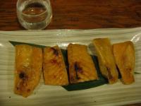 食 鮭トバ 焼き 091023_cIMG_4750