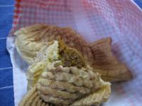 食 カレーの鯛焼き 100117_cIMG_7208