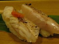 食 のどぐろ握り(都寿司) 100227_cIMG_7810