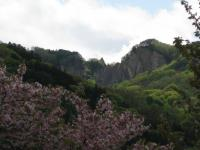 山 大穴山 遠景 100513_cIMG_9063