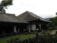 歴 元興寺 禅堂と極楽坊 101009_cIMG_4147