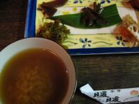 食 茶粥 茶房暖簾 101009_cIMG_4211