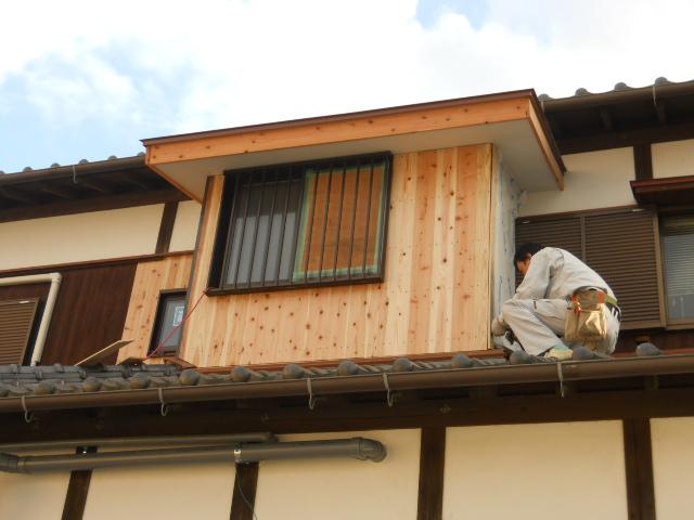 2階増築工事