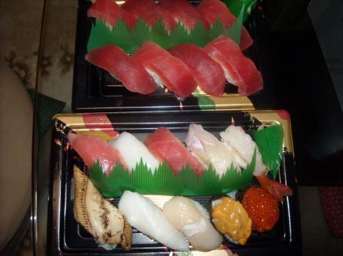 寿司握り① p