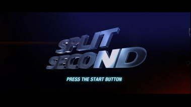 DEMO - SPLIT SECOND (PS3)