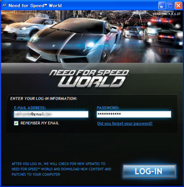 PC-Need For Speed World-100