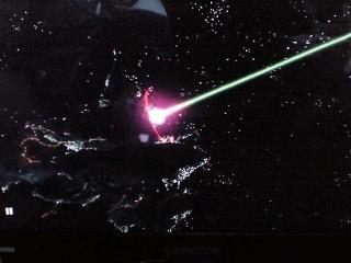 ガンダムUC 3巻 ネェル・アーガマ、ハイパー・メガ粒子砲