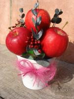 ひめりんごのミニツリー