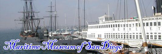 サンディエゴ海洋博物館