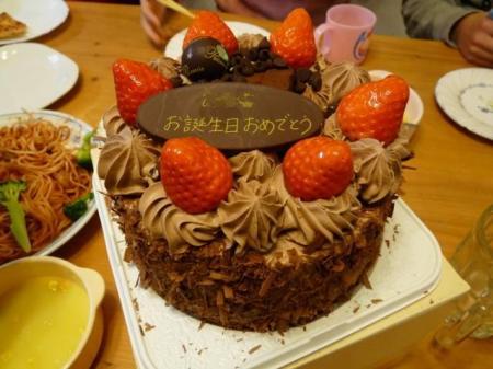 姉ちゃんケーキ