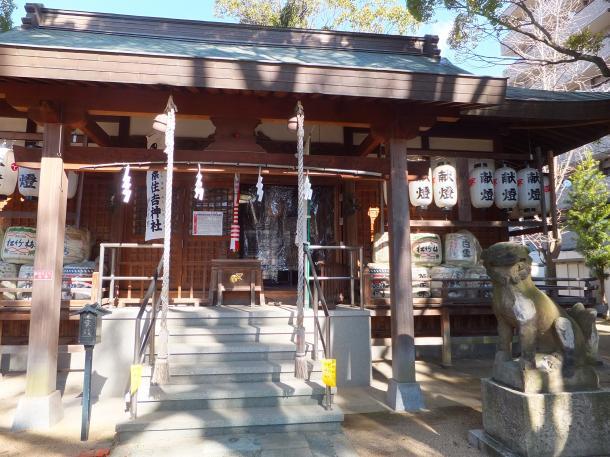 澪標住吉神社
