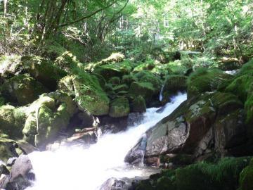 茨城県北の川