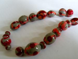 moretti beads for necklace