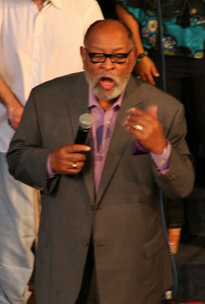 Cecil Williams