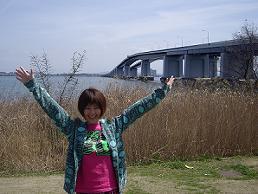 琵琶湖大橋ぃ~
