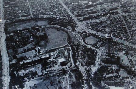 55年前のタワー