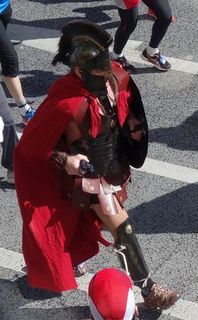 ローマの戦士