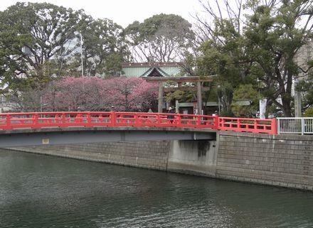 旧東海道 荏原神社