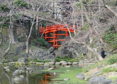 今の渡月橋