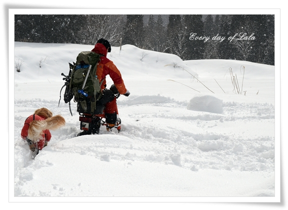 雪国散歩201302