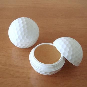 ゴルフボール リップバーム