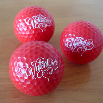 Happy Golfer's Valentine's Day!!
