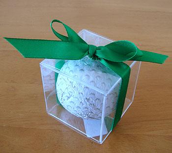 ゴルフボール チョコレート