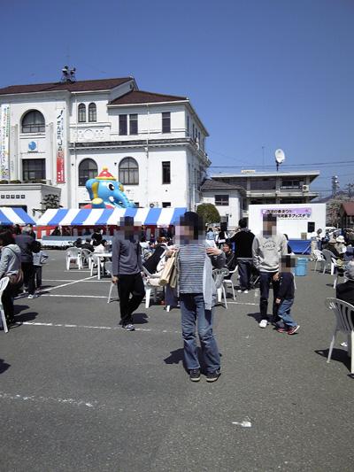 4月4日菓子祭り