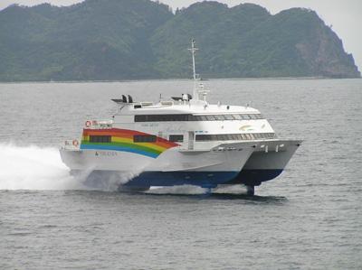 高速船レインボー2